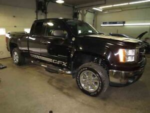 2011 GMC SIERRA 1500 4WD EXTENDED CAB SWB