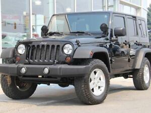 2010 Jeep Wrangler Unlimited Wrangler Unlimited Sport | Manual |