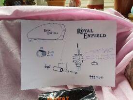 Royal Enfield Electra parts