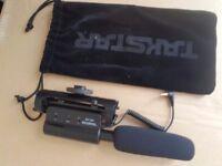 Takstar SGC-598 Recording MIC Microphone Nikon Canon Camera Camcorder Dslr