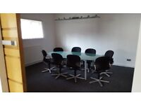 Spacious Fully Equipped Offices
