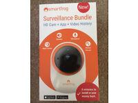 Smart frog surveillance bundle