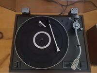 Pioneer PL 120 Turntable with Leak Delta 30 Amplifier