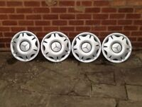 Mercedes vito wheel trim