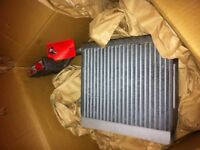 Left hand drive European Ac evaporator condenser Honda accord VIII 2003 - 2008 LHD conversion part