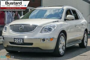 2012 Buick Enclave CXL | AWD | LEATHER | NAV | 7PASS |