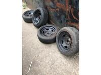 Alloy wheels rims tyres...
