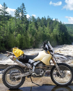 2014 Yamaha Wr250r Adventure