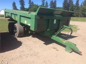 Bailey 12 tonne Contractor Dump Trailer