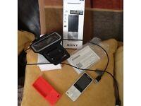 Sony Walkman NWZA-a15 MP3 player