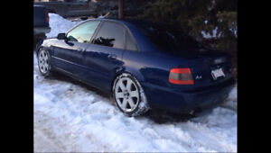 Audi A4 1.8t manual ( parting out )