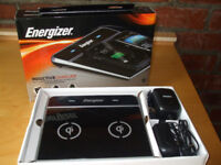 Energiser INDUCTIVE/ WIRELESS CHARGER. As new, with box
