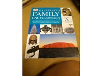 D K illustrated family encyclopedia book set