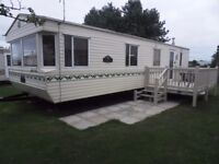 VERIFIED OWNER *OCT £25 P/N* CLOSE 2 FANTASY ISLAND 6 BERTH CARAVAN HIRE/RENT/LET - INGOLDMELLS