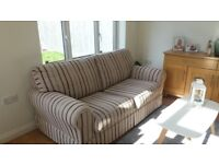 laura ashley sofa bed -mint condition