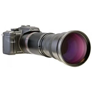 Raynox DCR-2025PRO 2.2x Telephoto Lens doubleur camera photo