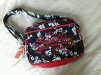 NEW large Superdry shoulder bag