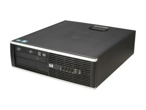 HP Compaq 6005 Pro Small Form Factor desktop