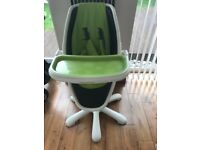 Mamas & Papas Loop High Chair - Excellent Condition