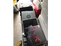 Massive job lot of dance vinyl 2000 mostly used some nee