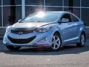 2013 Hyundai Elantra 2.0L Coupe| 6-Speed Manual