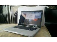 Macbook i5 mid 2012 500gb backlit keyboard 4 hour battery
