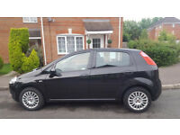 2009 FIAT GRAND PUNTO ACTIVE 77BHP, LADY OWNER, PETROL 1.4cc, 11 MONTHS MOT, 2 OWNERS, ONLY 69K