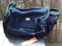 Large canvas sports bag