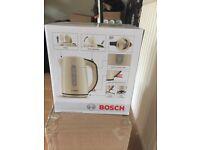 Bosch cream kettle