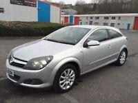 DEC 2005 Vauxhall Astra Design 1.8 Petrol 3 DOOR HATCH- VGC