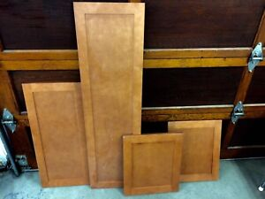 Set of 4 cabinet doors