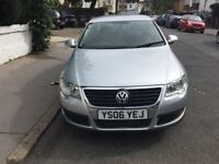 "IN GOOD CONDITION 2006 VW PASSAT 1.9 TDI ""DIESEL"" WITH MOT OPEN TO OFFERS PX WELCOME"