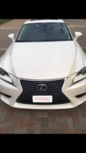 Clean 2014 Lexus IS 250 Lady Driven