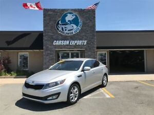 2011 Kia Optima EX LOOK! FINANCING AVAILABLE!