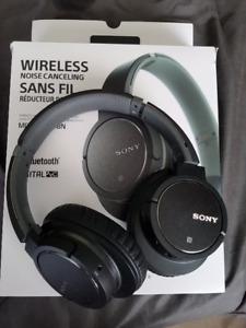 Sony Bluetooth Noise-Cancelling Headphones