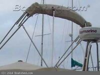 Wanted. Jeanneau Prestige 32 Prestige 36 / 3 mtrs wide approx ? Fly bridge Bimini Awning Shade