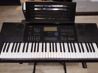 Casio Electronic Keyboard (Very good condition!)