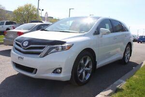 2014 Toyota Venza AWD*V6*3.5L*LIMITED*CUIR*TOIT*NAV*
