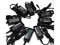 Laptop charger, Toshiba, Hp, dell, Acer, Asus, Samsung, Fujitsu, ibm, Lenovo