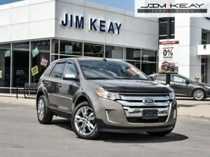 2014 Ford Edge SEL  - Bluetooth -  Heated Seats -  SYNC - $93.84