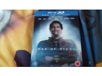 Blue ray man of steel