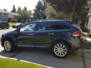 2013 Lincoln MKX Limited edition SUV, Crossover