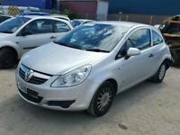VAUXHALL CORSA D Z14XEP 1.4 BREAKING 2007 FOR SPARES TEL 07814971951 HAVE FEW IN STOCK