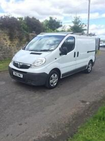 2012 VAUXHALL VIVARO 2,0 CDTI##1 OWNER FROM NEW##