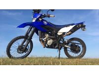 Yamaha WR125R- 135Barrel&Piston