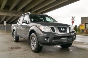 2015 Nissan Frontier PRO-4X Full Load! Langley Location!