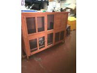 Rabbit Hutch - used