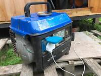 Ideal generator for camping
