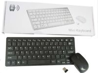 Mini Keyboard wireless with silicon cover NEW !!!