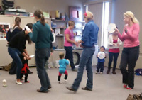 Music Classes for Toddlers (ages 1-3)!